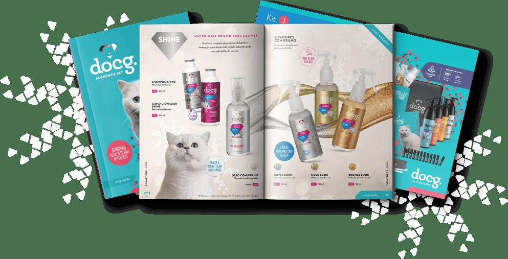 Veja nosso catálogo de produtos e kits iniciais.