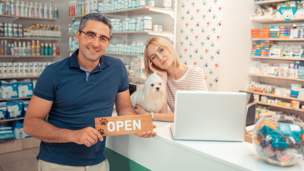 Como oferecer um atendimento personalizado, e ganhar mais clientes fiéis. Atendimento personalizado para pet shop.